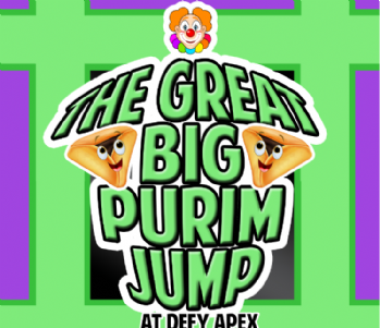 The Great Purim Jump Family Party