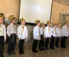 Праздник Хумаша в Хейдере-Хабад Одесса
