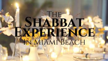 Shabbat Experience