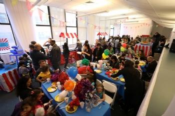 Purim At The carnival