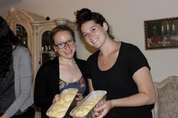 Ladies and Girls Challa Bake July 16