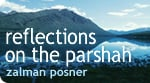 Reflections on the Parshah