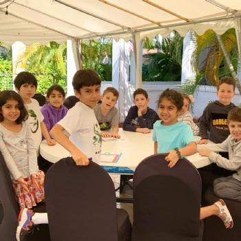 Kids Club 2020 - Challah Bake