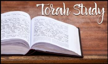 Mincha and Daily Torah Class