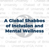 600 Communities to Promote Inclusion in Mental Health and Disability at ShabbaTTogether