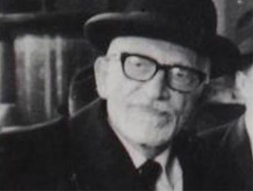 Dayan Fisher, circa 1982.