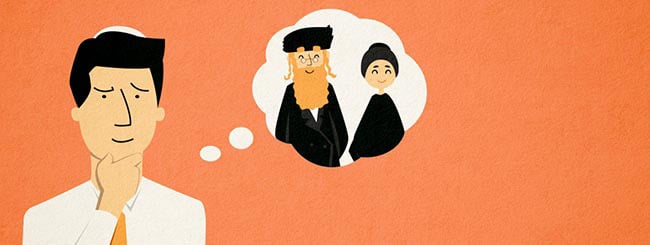 "Ask ""Rabbi Y"": Do Rabbis Need to Be Married?"