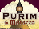 Purim in Morocco