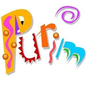 Purim Around Town