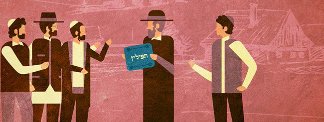 Tefillin Stories: The Burial Society's Tefillin