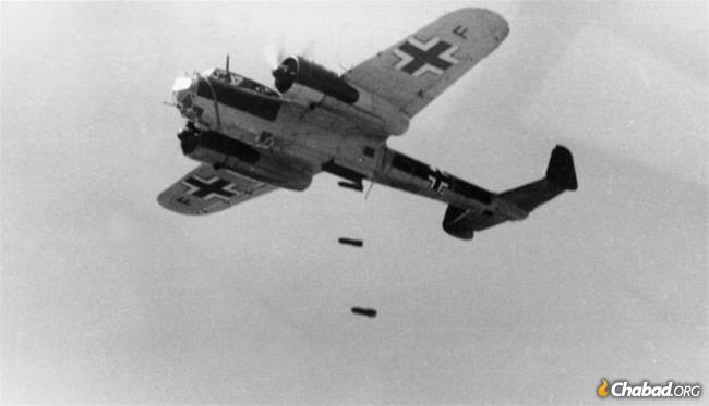 German Luftwaffe bomber. (Photo: Wikimedia Commons)