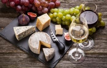 Wine & Cheese Tasting 3/26/2020