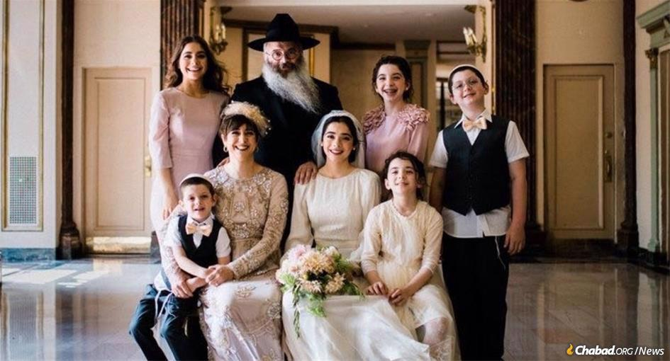 Dina Freundlich, who co-directs Chabad Lubavitdch of Beijing, China, with her husband, Rabbi Shimon Freundlich, has been helping her family and community cope with spread of the deadly coronavirus. She will be the keynote speaker Sunday at the International Convention of Chabad-Lubavitch Women Emissaries.