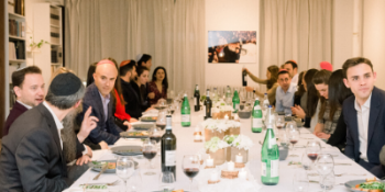 Around the Table - Dinner & Conversation with Alan Futerfas
