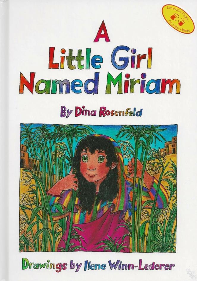 A Little Girl Named Miriam.jpg