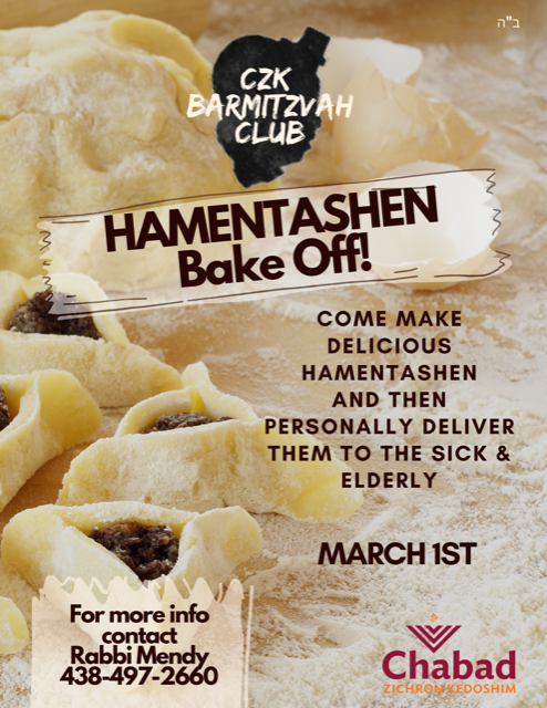 Hamentash Bake Photos