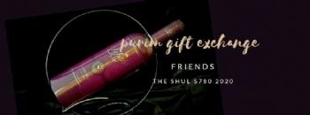 Purim Gift Exchange Program