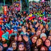 Thousands of CTeens Fill Times Square for Havdalah and Concert