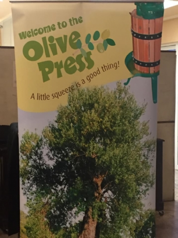 JUDA Olive Press Chanukah Workshop 2019