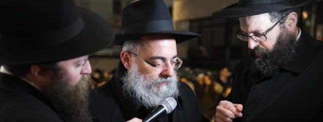 March 2020: Rabbi Messod Touboul, 64, Beloved Jewish Educator in Paris