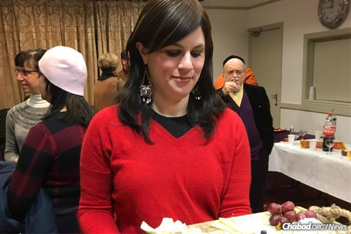 Many in Ireland's close-knit Jewish community are part of the Lents' congregation.