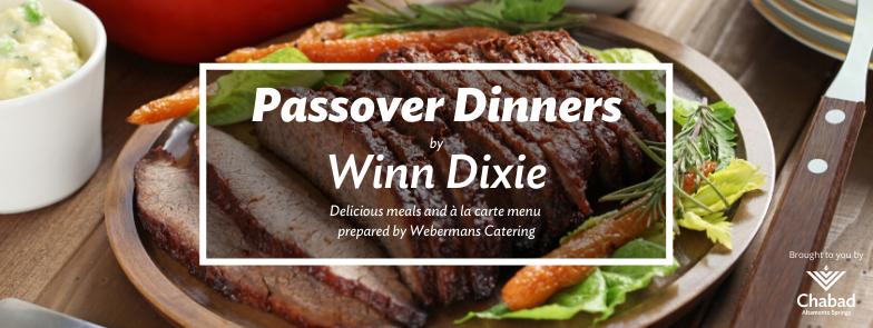 Passover DInner by Winn Dixie.png