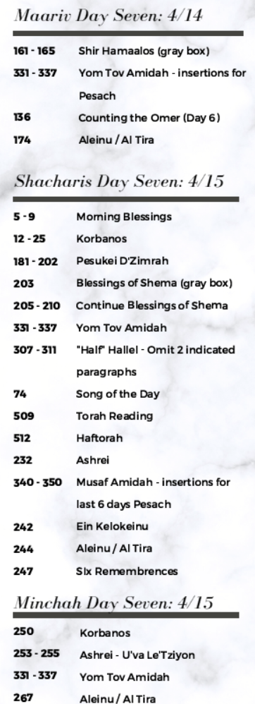 Pesach davening page numbers 1.png