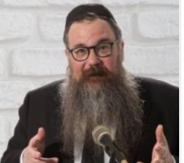 Virtual Class with Rabbi Shais Taub
