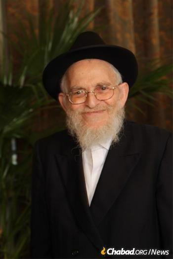 Rabbi Yisroel Friedman (Photo: Mendel Meyers)