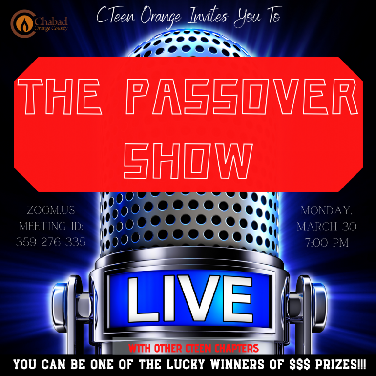 CTeen - The Passover Show.png