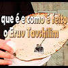 O que é o Eruv Tavshilim? – 163