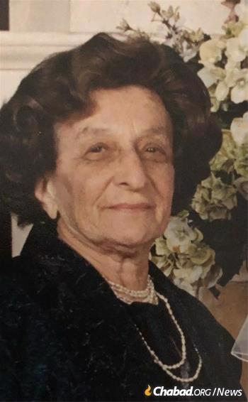 Rebbetzin Rachel Altein