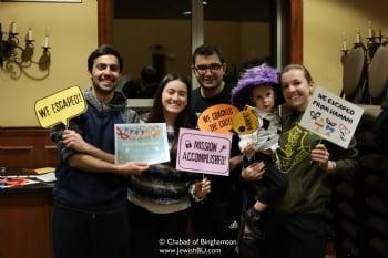 Purim Escape Room '20