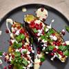 Middle Eastern Roasted & Stuffed Eggplant
