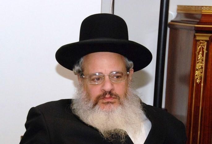 Rabbi Mendel Margulies