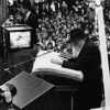 Decades Before Zoom, The Rebbe Used Interactive Video to Connect the World