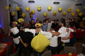 Emoji Purim Celebration #1 2020