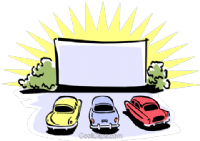Lag B'Omer - Drive in Movie & Dinner