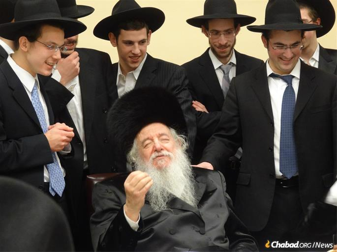 """""""First and foremost, he was an educator,"""" said Brennan. """"He would often remark, 'What is the most important word in Yiddish? Geshmak, pleasure. We cannot expect the students to have the desire to excel in their studies if we do not imbue in them a love for Torah.' """""""
