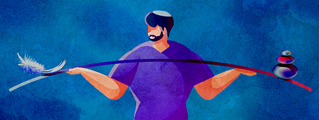 Torah Insights: Balancing Competing Values