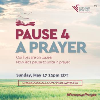 Pause 4 Prayer