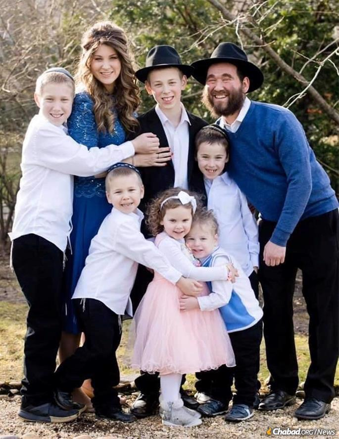 After months in a coma from COVID-19, Rabbi Yehuda Dukes says that what he is looking forward to most is spending time with his family.