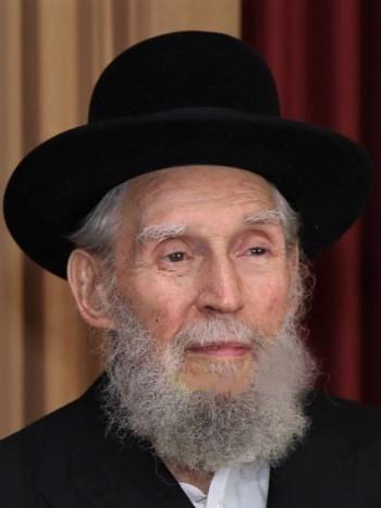 Rabbi Moshe Yehuda Gubitz (Photo: BoroPark24)