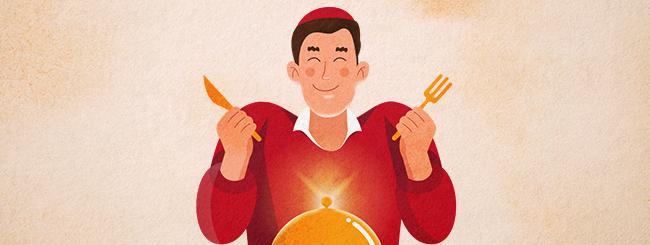 Mensagem da Parashá: Uma Dieta Especial