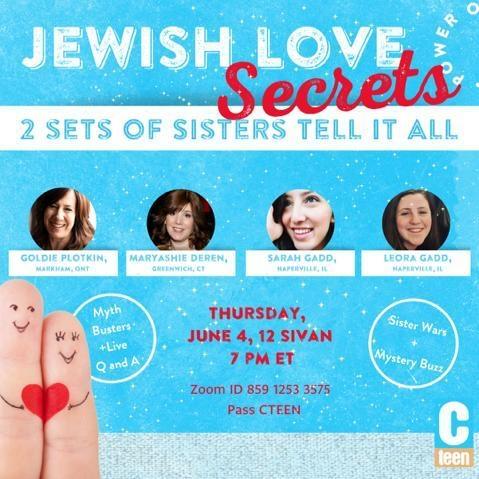 CTeen Jewish Love Secrets.jpeg
