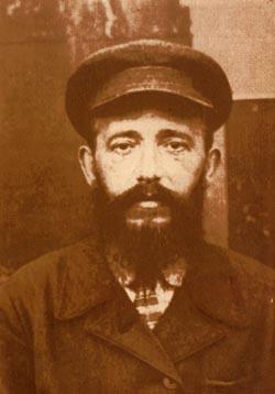 Maryasha's husband Elchanan.
