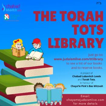 Torah Tots Library