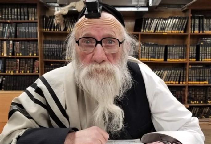 Rabbi Yehoshua Jacobowitz (Photo: BoroPark24)