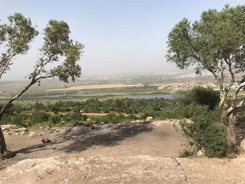 מצפור עמק איילון (מקור: ויקיפדיה)