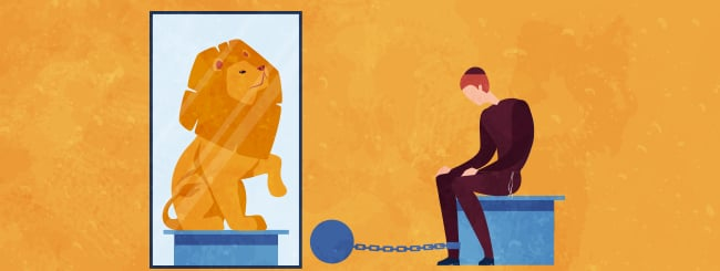 Comment: The Crouching Lion